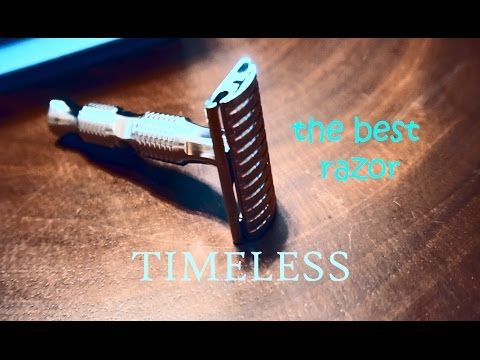 Timeless razor unbox, comparison, why I bought