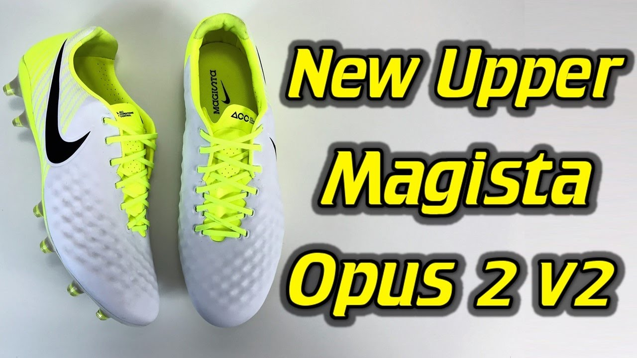 Nike Magista Opus 2 v2 (Motion Blur Pack) - One Take + On ...