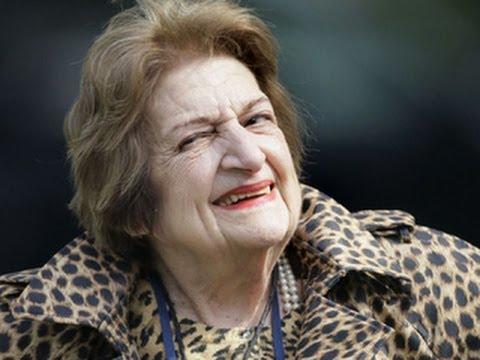 Helen Thomas dies at age 92
