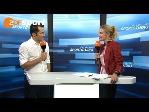 """Salihamidžić: """"Haben uns nicht belohnt""""   das aktuelle sportstudio - ZDF"""