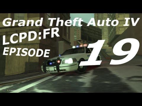 GTA IV LCPD:FR .95 RC2 Multiplayer Gameplay (Episode 19) The 250 Subscribers special