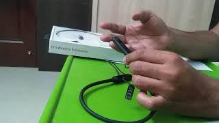 nokia Pro Wireless Earphones Nokia BH-701 FULL In-Depth REVIEW...!!!!!
