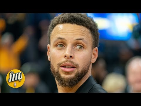 Steph Curry Is Coming Back — But What Should We Expect From The Former MVP?   The Jump