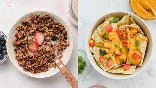 1 Week of Vegan Snacks | Quick & Easy