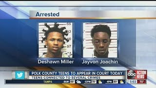 ef43fe8083 Polk County teens to appear in court on Monday