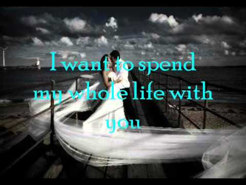 Jyve V - I Want To Spend My Whole Life With You
