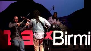 Instrumental music performance | Unknown Lyric | TEDxBirmingham