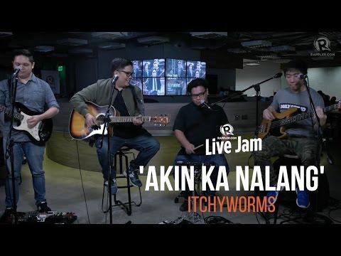 Itchyworms – 'Akin Ka Na Lang'