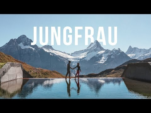 Jungfrau & Grindelwald Switzerland - The Best Swiss Alps