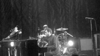 """The Editors """"the Boxer"""" Live In Nyc"""