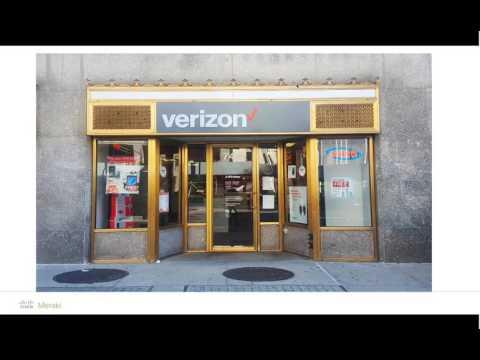 A Wireless, A Verizon Premium Retailer: Scaling Nationally with Meraki [Webinar]
