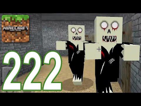 Minecraft: PE - Gameplay Walkthrough Part 222 - F.E.A.R (iOS, Android)