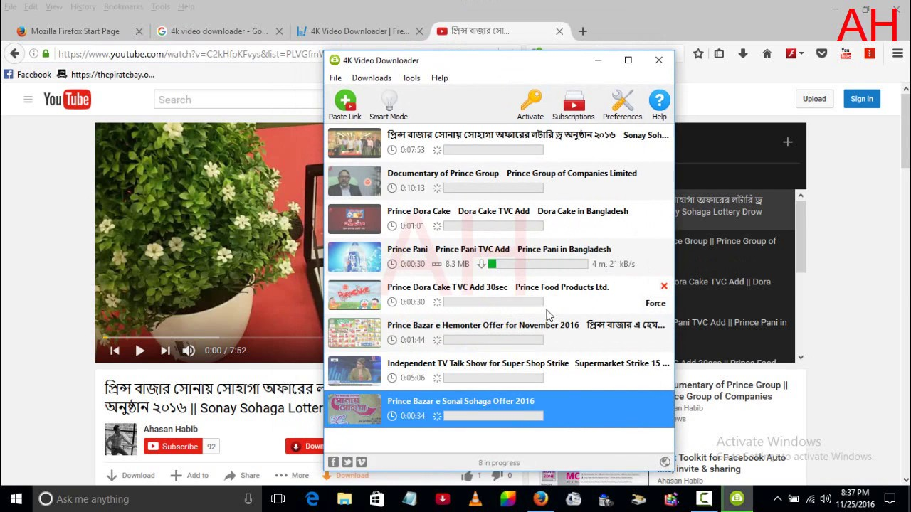 youtube video download software windows