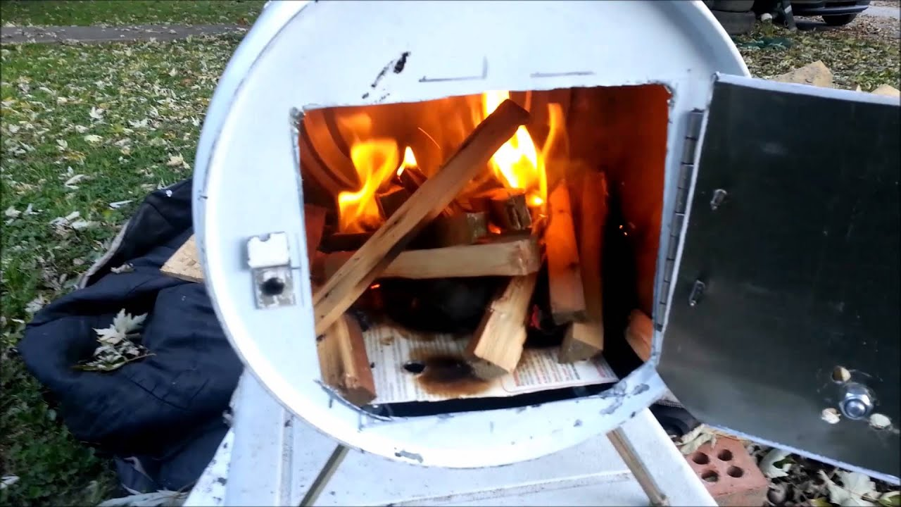 How to build a wood stove portable camping stove diy wood for Diy camp stove