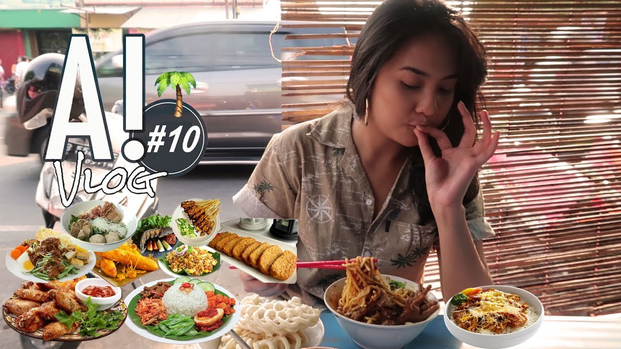 KULINER TER THE BEST DI JOGJA! l #A!Vlog 10