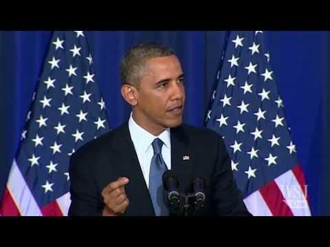 Obama Says Guantanamo Bay Must Close