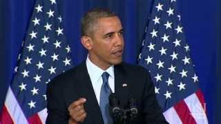 Obama Says Guantanamo Bay Must Close