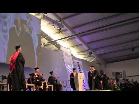 Leeds Met Graduation feat BA (Hons) Entertainment Management Graduating Students - 22nd July, 2011