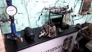 СТО Ремонт топливной аппаратуры Common Rail (Каммон Рейл)