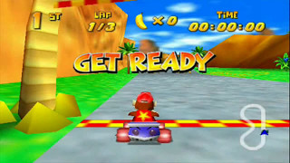 Diddy Kong Racing ST - Race Start Fanfare