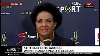 2019 SA Sports Awards | Talking to winners
