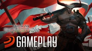 "Gameplay Comentado de ""Dragon Age Inquisition"""