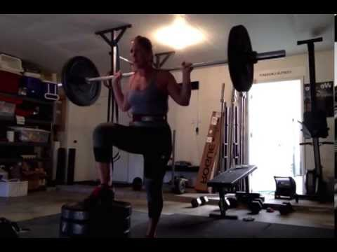 Back Rack SU;Lean away Pull up;chest supported DB row