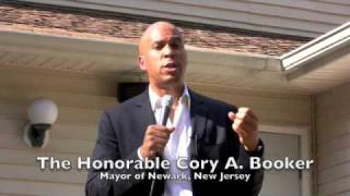 Part 2B Somerset County,  NJ Democrats Fundraiser With Newark, NJ Mayor Cory A. Booker 9/13/2009