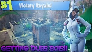 GRINDING WINS FOR DAYS! LETS GET 200+ SOON! 175+ SOLO WINS! (Fortnite Battle Royale)