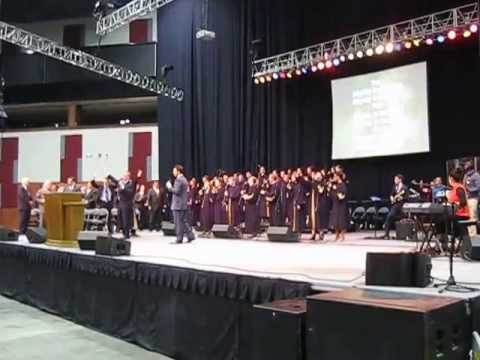WPF 2013 PEAK Youth Conference - Great And Mighty Is Our God