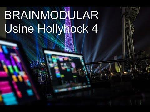 Introduction to Usine Hollyhock 4 by BrainModular.com