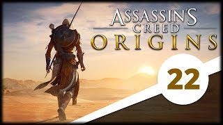 Stara twarz, młode piersi (22) Assassin's Creed: Origins