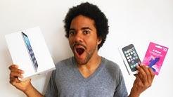 GEWINNSPIEL: 1 iPhone 5s + 1 iPad Air + 10 25€ iTunes Gutscheine