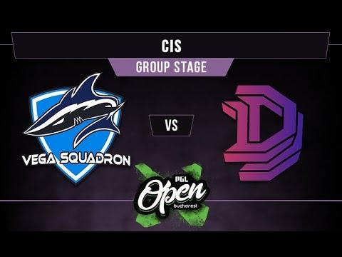 Vega vs DD Game 3 - PGL Bucharest CIS Qual. Group A - @RobnrollGaming
