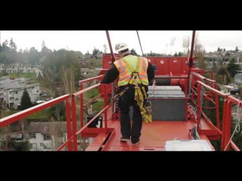 Periodic Tower Crane Inspection -- Kent Engineering, LLC