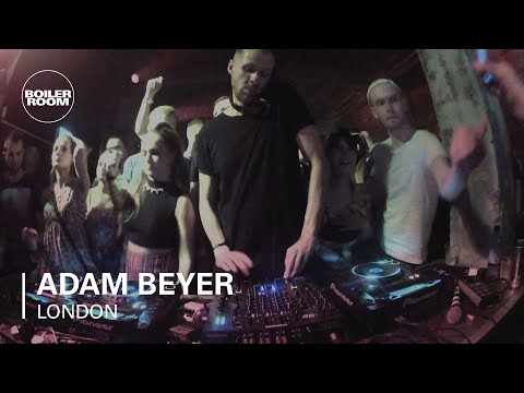 Adam Beyer Boiler Room DJ Set at Warehouse Project
