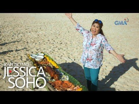 Kapuso Mo, Jessica Soho: Sarap sa Siargao!
