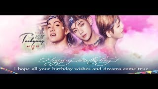 [I want you to know/MAX, Alyson Stoner] Happy V-irthday