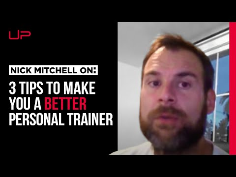 3 Key Tips for Freelance Personal Trainers