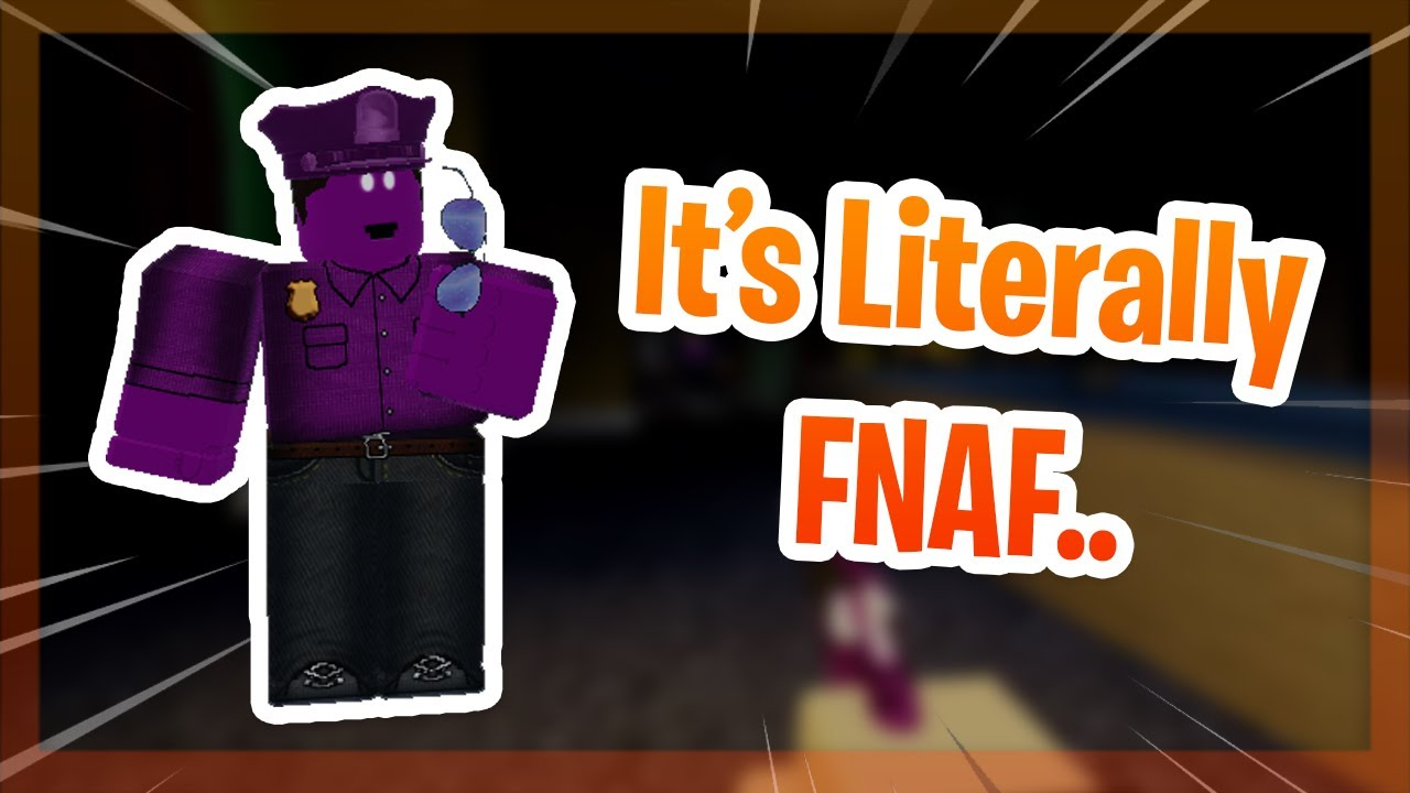 New Arsenal Event is Literally FNAF in ROBLOX YouTube
