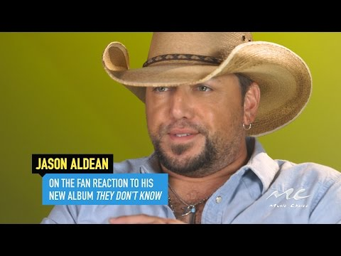 "Jason Aldean on ""They Don't Know"" Reaction"