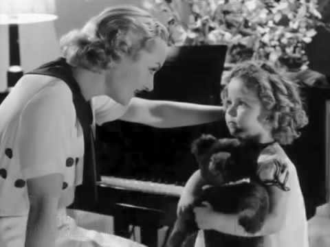 Shirley temple the world owes me a living