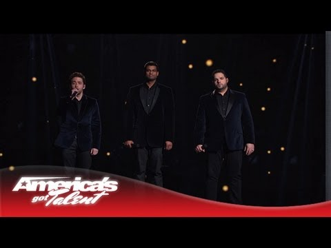 Forte  Opera Trios Encore Performance of The Prayer  Americas Got Talent 2013 Finals
