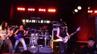 Michael Schenker Group - Attack of the Mad Axeman (Outro) - Live @ the Chameleon Club, 1/26/14