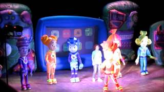 Новое шоу Фиксиков в Одессе