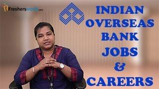 indian overseas bank recruitment 2017 po clerk ca ibps jobs exam dates results