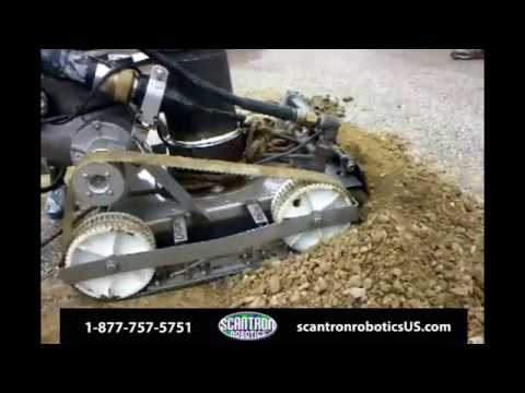 Scantron Robotics USA Inc's Industrial and Municipal Tank Cleaning Services