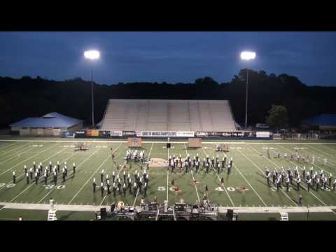 Pope High School Band of America Competition 9-17-2016 Finals