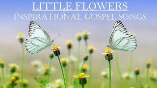 LITTLE FLOWERS - Inspirational Gospel Songs, Lyric Video by Lifebreakthrough
