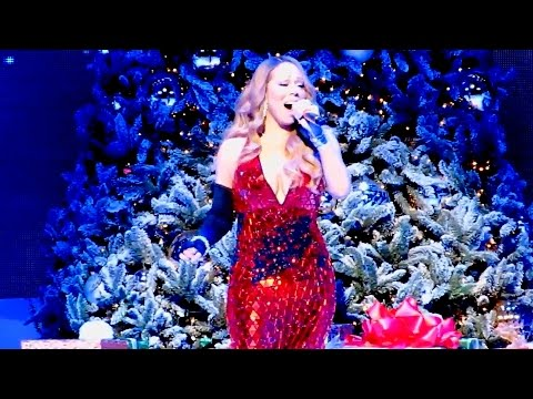"Mariah Carey - F*cking SLAYAGE! ""O Holy Night"" (Climax Ad Lib) 10 E5s"